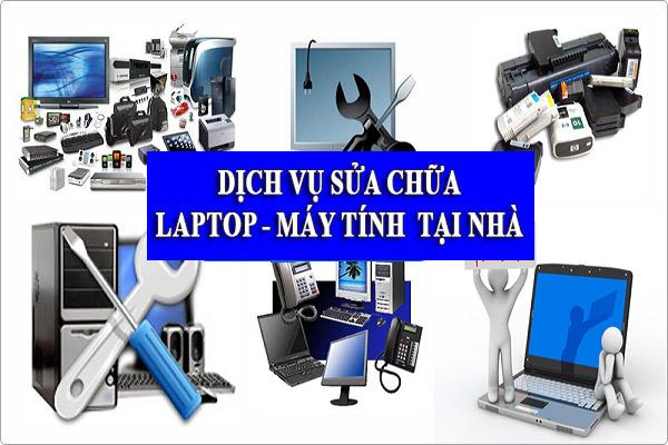 Dịch vụ sửa chữa laptop tại nhà: 1 Hồ chí Minh- công ty máy tính vàng