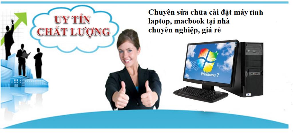 Nhân viên sửa chữa laptop Tân Phú chuyên nghiệp giúp xử lý dứt điểm sự cố laptop
