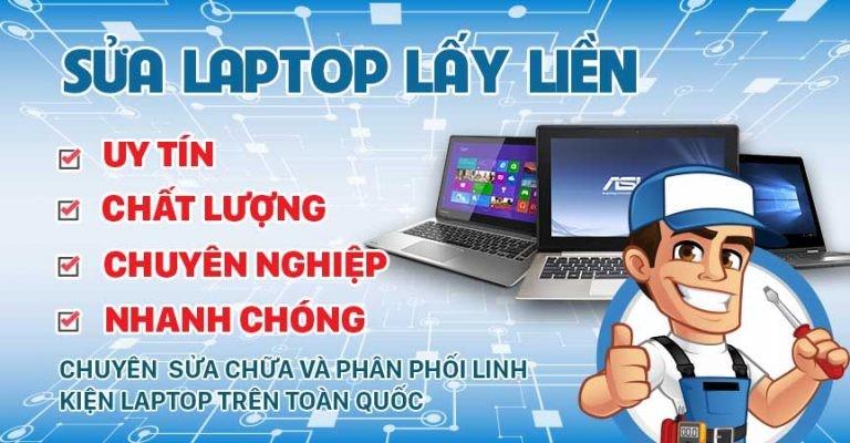 Dịch vụ sửa Laptop Tân Bình Giá Rẻ - Chuyên Nghiệp #1 hiện nay