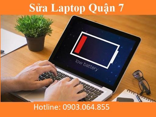 Sửa Laptop Quận 7 Uy Tín - Chuyên Nghiệp #1 Hồ Chí Minh