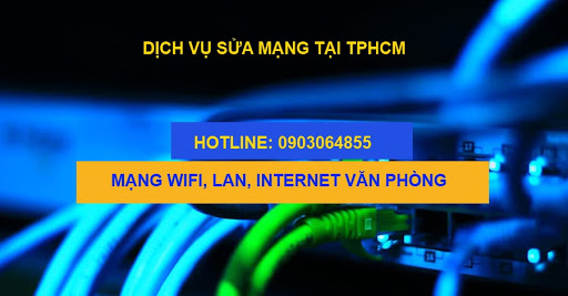 Sửa mạng internet tại nhà giúp bạn tiết kiệm thời gian, chi phí